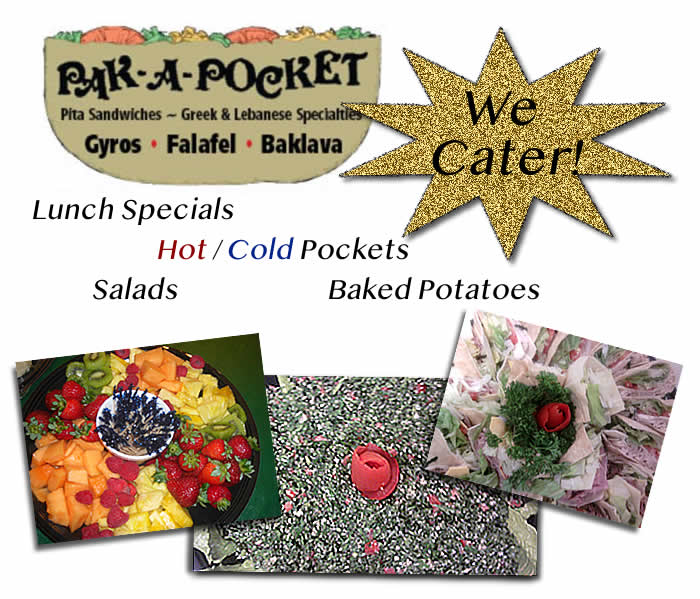 Pakapocket caters | pakapocket.com